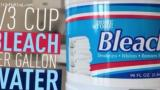 Diluted bleach can be the perfect homemade disinfectant to wipe clean and disinfect everything in your house