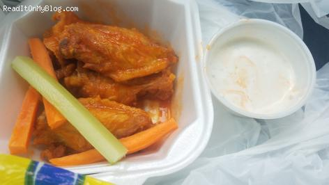 The best chicken wings in the Bronx, I know a place