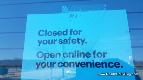 Best Buy and many other businesses in the US closed down to prevent the spread of covid-19