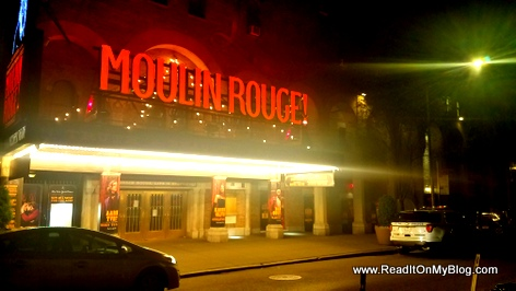 Broadway's Moulin Rouge the musical cancelled all performances early March 2020 because of covid-19